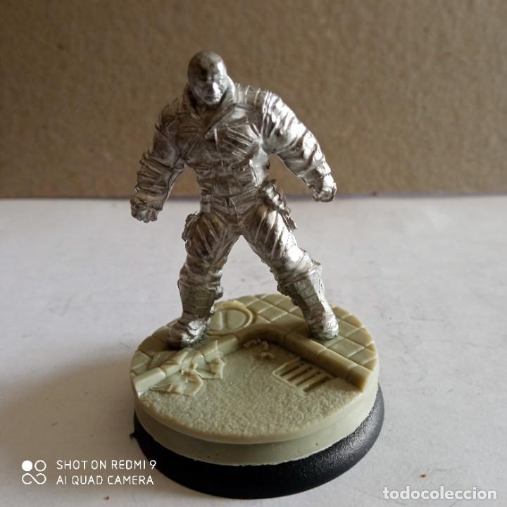 Juegos Antiguos: BANE CREW ARKHAM ORIGINS Kit metal DC BATMAN Miniature Game Knight Models. 35 mm - Foto 3 - 270396138