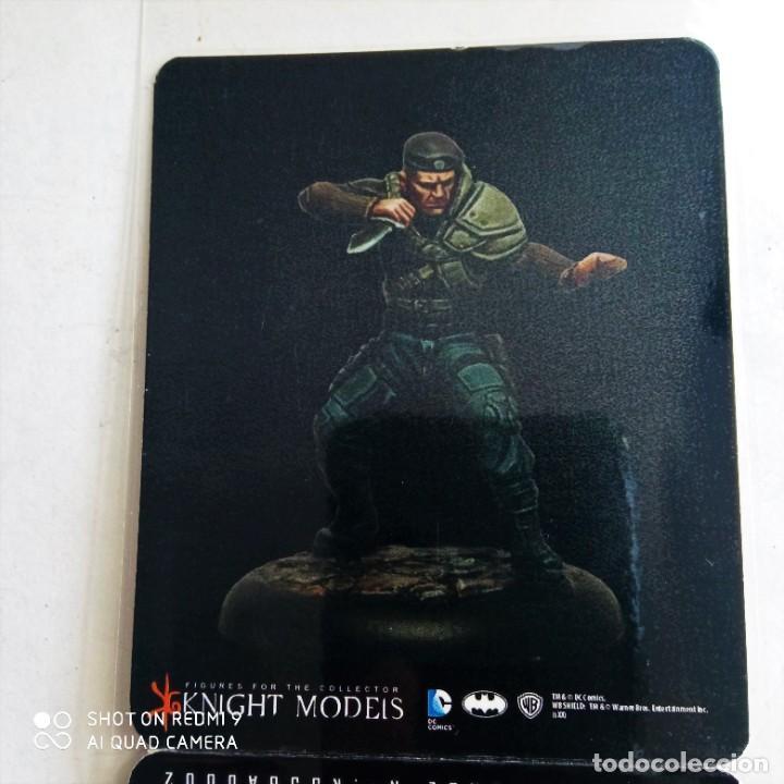 Juegos Antiguos: BANE CREW ARKHAM ORIGINS Kit metal DC BATMAN Miniature Game Knight Models. 35 mm - Foto 4 - 270396138