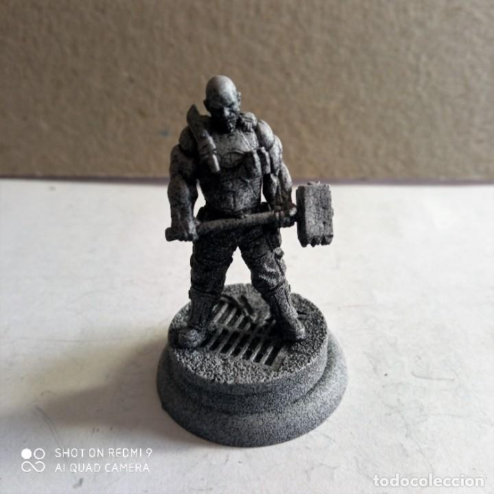 Juegos Antiguos: BANE CREW ARKHAM ORIGINS Kit metal DC BATMAN Miniature Game Knight Models. 35 mm - Foto 7 - 270396138