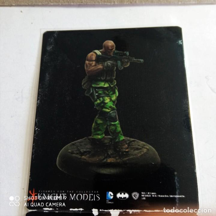 Juegos Antiguos: BANE CREW ARKHAM ORIGINS Kit metal DC BATMAN Miniature Game Knight Models. 35 mm - Foto 8 - 270396138