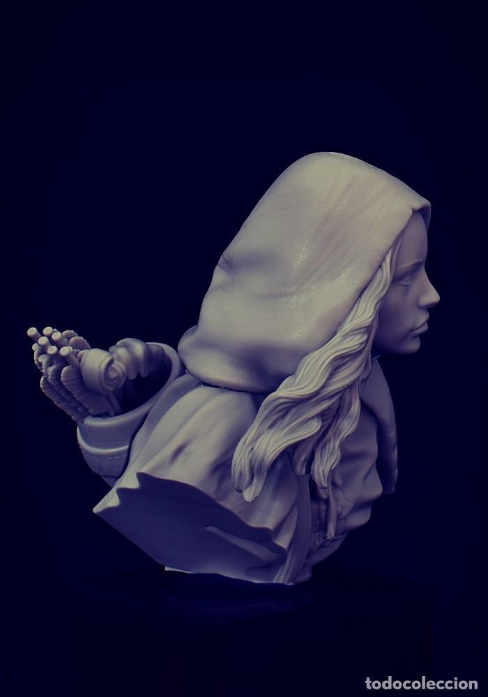 Juegos Antiguos: Alien Bust. Busto. FIGURA DE ESCALA 1:12 KIT DE RESINA PARA MONTAR Y PINTAR. NUEVO. NOCTURNA - Foto 4 - 270402213