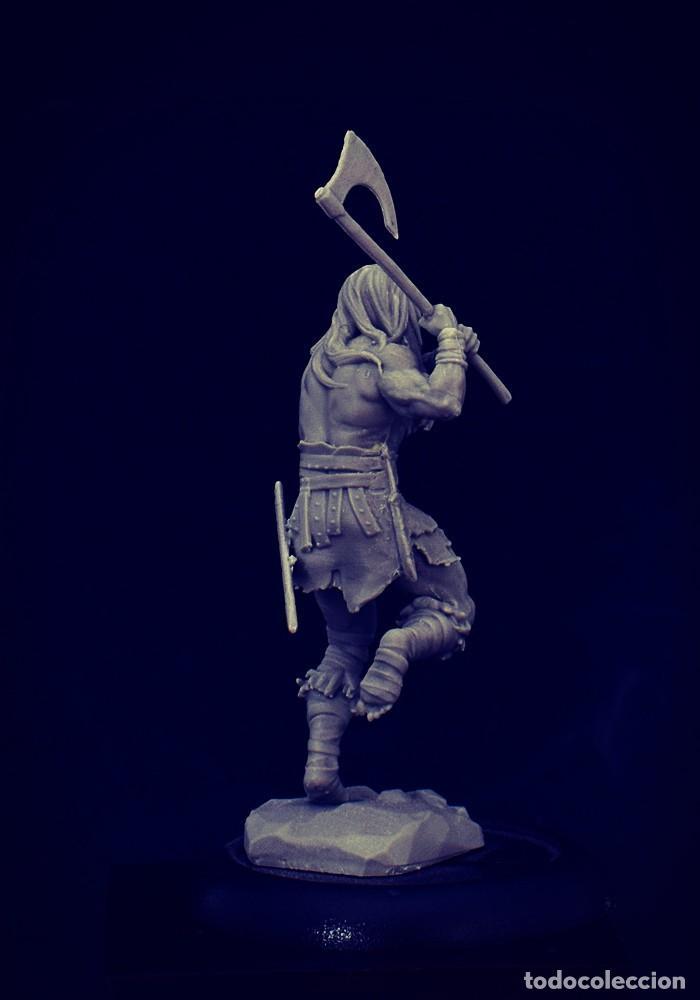 Juegos Antiguos: THUNDER FIGURA DE ESCALA 35 MM KIT DE RESINA PARA MONTAR Y PINTAR. NUEVO. NOCTURNA - Foto 6 - 270407528
