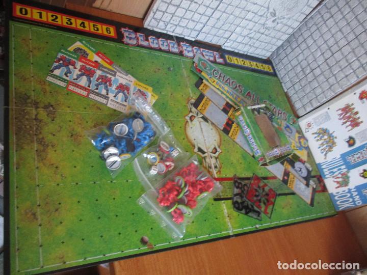 Juegos Antiguos: WARGAME O JUEGO DE ESTRATEGIA : BLOOD BOWL - Foto 2 - 270532288