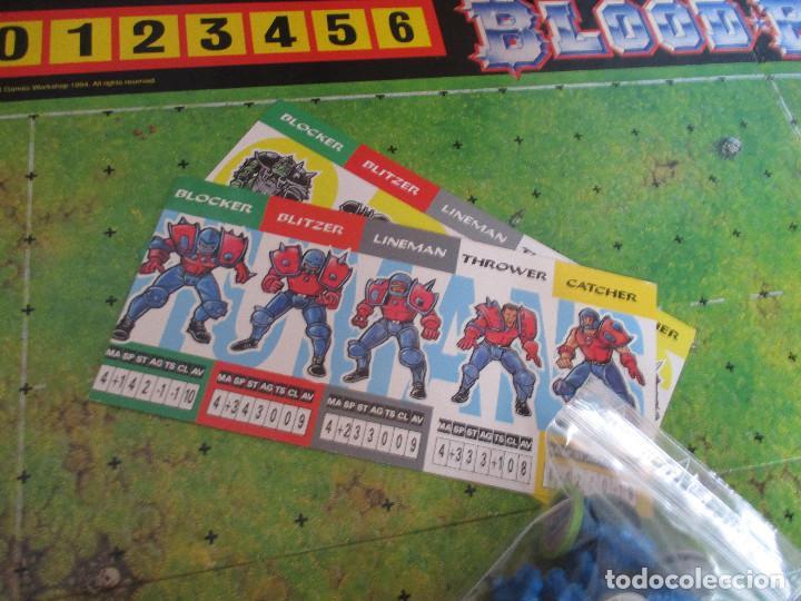 Juegos Antiguos: WARGAME O JUEGO DE ESTRATEGIA : BLOOD BOWL - Foto 3 - 270532288
