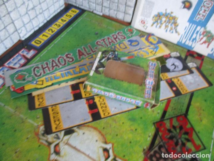 Juegos Antiguos: WARGAME O JUEGO DE ESTRATEGIA : BLOOD BOWL - Foto 5 - 270532288