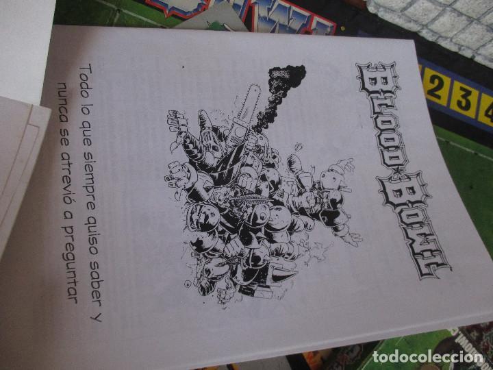 Juegos Antiguos: WARGAME O JUEGO DE ESTRATEGIA : BLOOD BOWL - Foto 11 - 270532288