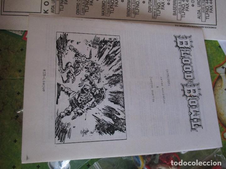 Juegos Antiguos: WARGAME O JUEGO DE ESTRATEGIA : BLOOD BOWL - Foto 15 - 270532288