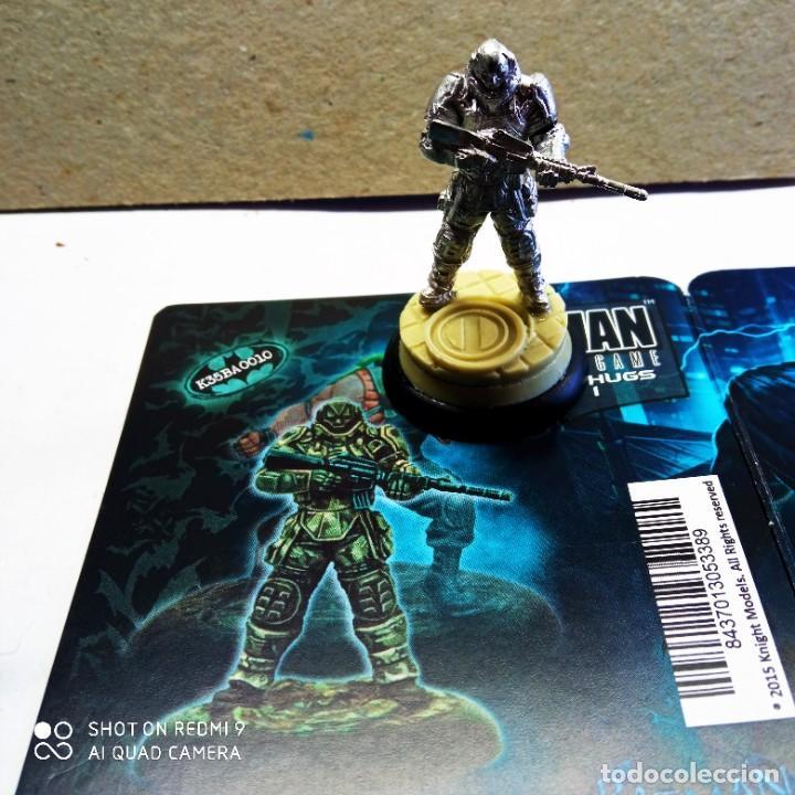 Juegos Antiguos: BANE´S THUGS SET 1 Kit METAL DC UNIVERSE BATMAN MINIATURE GAME Knight Models 35MM - Foto 4 - 270606523