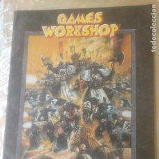 Juegos Antiguos: GAMES WORKSHOP EL UNIVERSO DE LOS JUEGOS. Lote 271533953