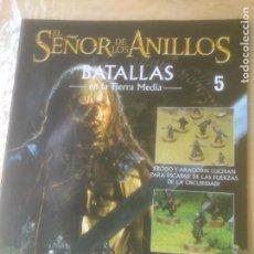 Juegos Antiguos: EL SEÑOR DE LOS ANILLOS BATALLAS EN TIERRA MEDIA. Lote 271534463