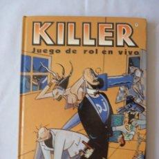 Juegos Antiguos: KILLER JUEGO DE ROL EN VIVO RPG JOC INTERNACIONAL STEVE JACKSON GAMES. Lote 271551683