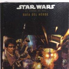 Jogos Antigos: STAR WARS EL JUEGO DE ROL GUIA DEL HEROE. Lote 271573308