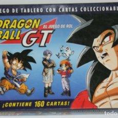 Jogos Antigos: NORMA EDITORIAL DRAGON BALL GT EL JUEGO DE ROL COMPLETO. Lote 272072188