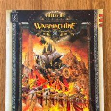Juegos Antiguos: FORCES OF WARMACHINE / PROTECTORATE OF MENOTH - GCH. Lote 272557818