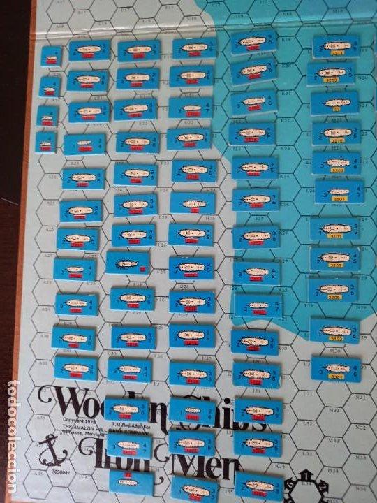 Juegos Antiguos: Wargame Wooden ships, iron men , avalon hill - Foto 7 - 272769478