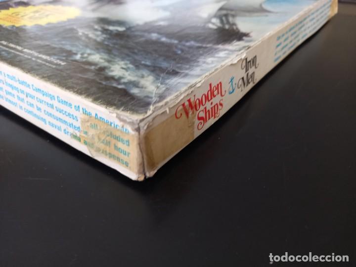 Juegos Antiguos: Wargame Wooden ships, iron men , avalon hill - Foto 10 - 272769478