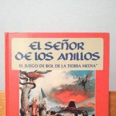 Juegos Antiguos: EL SENOR DE LOS ANILLOS ~ EL JUEGO DE ROL DE LA TIERRA MEDIA. Lote 273381808