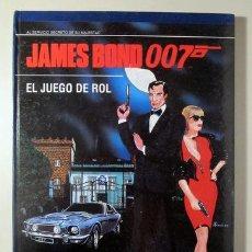 Juegos Antiguos: JAMES BOND 007. EL JUEGO DE ROL. AL SERVICIO SECRETO DE SU MAJESTAD - BARCELONA 1990 - ILUSTRADO. Lote 273904043