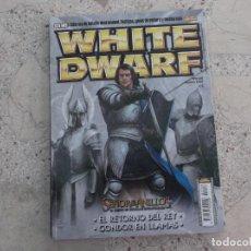Juegos Antiguos: WHITE DWARF Nº 148, EL RETORNO DEL REY, CONDOR EN LLAMAS, WARHAMMER CLASE MAGISTRAL DE PINTURA,. Lote 275661953