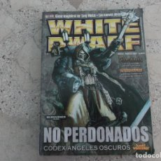 Juegos Antiguos: WHITE DWARF Nº 143, LA PROMESA GROMBOLD, EL SEÑOR DE LOS ANILLOS: TACTICAS DE ANGMAR Y AMOR. Lote 275664948