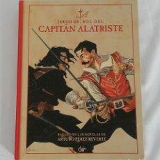 Juegos Antiguos: CAPITÁN ALATRISTE JUEGO DE ROL DEVIR. Lote 275731943