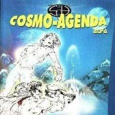Juegos Antiguos: COSMO AGENDA ALFA - MUY BUEN ESTADO - SUB02M. Lote 276092103