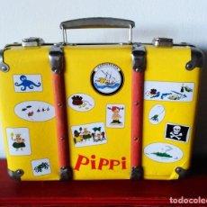 Juegos Antiguos: MALETA PIPPI. Lote 276390988