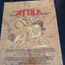 Juegos Antiguos: WARGAME ATTILA. Lote 276398558