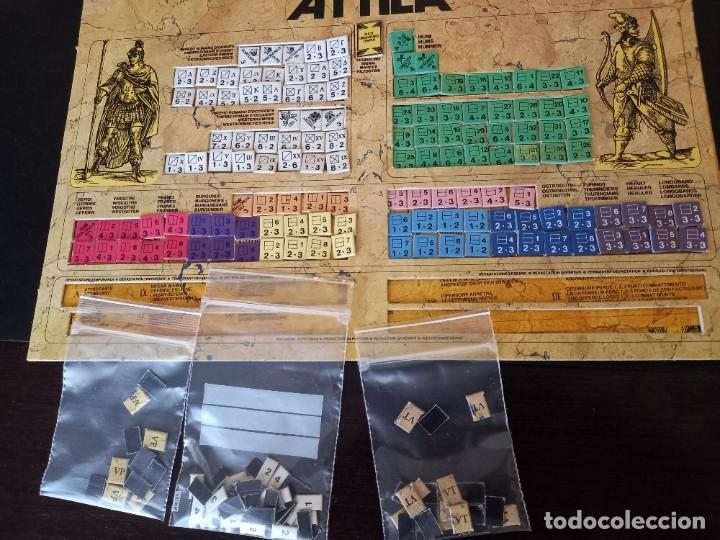 Juegos Antiguos: Wargame Attila - Foto 2 - 276398558