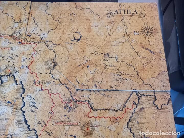 Juegos Antiguos: Wargame Attila - Foto 4 - 276398558