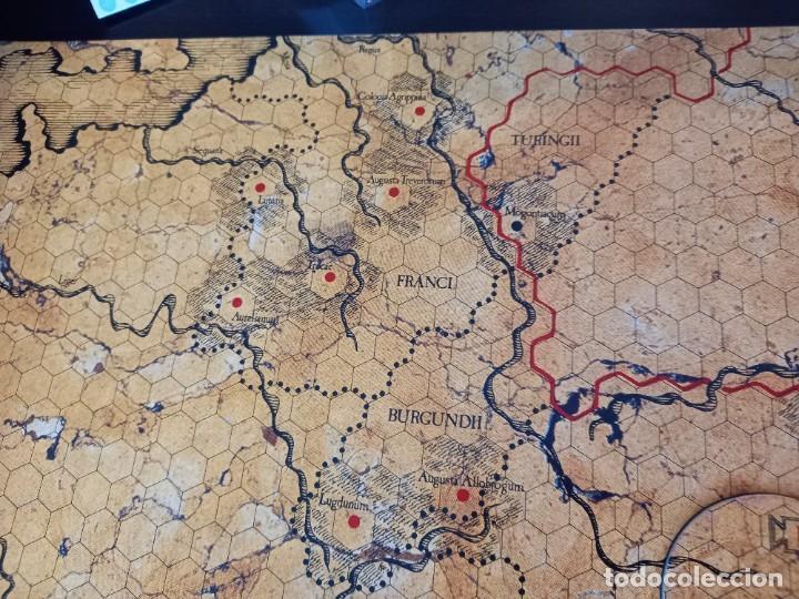 Juegos Antiguos: Wargame Attila - Foto 6 - 276398558
