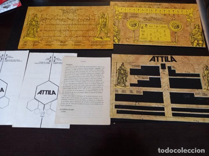 Juegos Antiguos: Wargame Attila - Foto 13 - 276398558