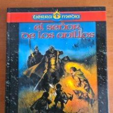 Jogos Antigos: EL SEÑOR DE LOS ANILLOS TIERRA MEDIA - JUEGO ROL FANTASÍA - TOLKIEN - HOBBIT. Lote 277007458