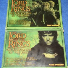 Juegos Antiguos: LORD OF THE RINGS - GAMES WORKSHOP. Lote 277204518