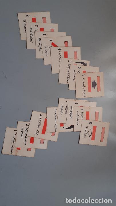 CARTAS TACTICAS PARA CAESAR'S LEGIONS. AVALON HILL (Juguetes - Rol y Estrategia - Otros)