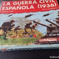 Juegos Antiguos: WARGAME NAC LA GUERRA CIVIL ESPAÑOLA. Lote 277270343