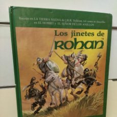 Juegos Antiguos: LOS JINETES DE ROHAN EL SEÑOR DE LOS ANILLOS JUEGO DE ROL - JOC INTERNACIONAL. Lote 277570983