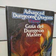 Juegos Antiguos: GUIA DEL DUNGEON MASTER ADVANCED DUNGEONS & DRAGONS 2ª EDICION - EDICIONES ZINCO. Lote 277571198