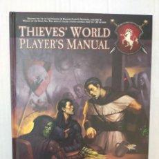 Juegos Antiguos: THIEVES WORLD PLAYER´S MANUAL. Lote 277614783