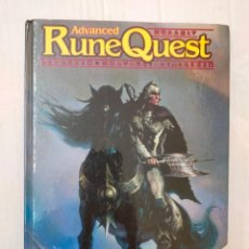 Juegos Antiguos: ADVANCED RUNE QUEST. THIRD EDITION, 2ND VOLUME. Lote 277615113