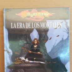 Juegos Antiguos: LIBRO DE ROL LA ERA DE LOS MORTALES DRAGONLANCE - PRECINTADO. Lote 277653638