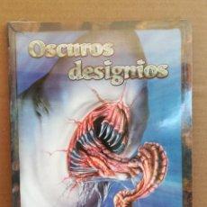 Juegos Antiguos: LIBRO DE ROL LA LLAMADA DE CTHULHU OSCURO DESIGNIOS - PRECINTADO. Lote 277654208