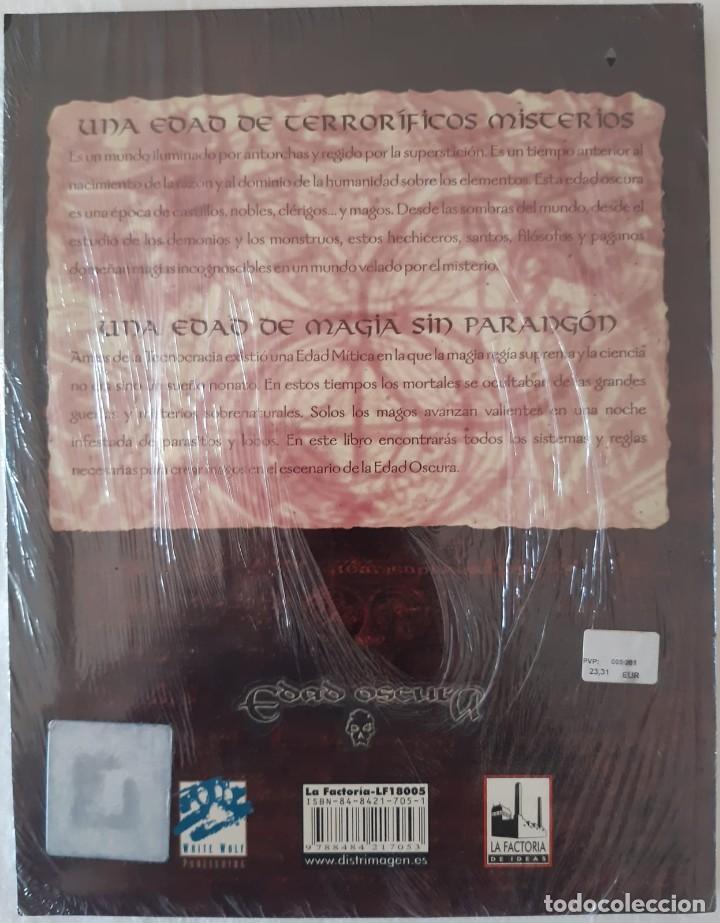 Juegos Antiguos: MAGO: EDAD OSCURA - La Factoría - PRECINTADO - Foto 2 - 277728423