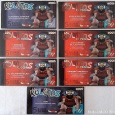 Juegos Antiguos: RELATOS DE CROM Nº 3, 4, 5, 6, 7, 8 Y 9 - AQUELARRE - SUPERHEROES INC - ROL. Lote 277729413