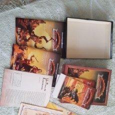 Juegos Antiguos: CAJA VADEMECUM DE CAMPAÑA DARK SUN - ZINCO - ADVANCED DUNGEONS & DRAGONS - JUEGO DE ROL - SOL OSCURO. Lote 278759958