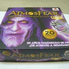 Juegos Antiguos: JUEGO DE MESA ATMOSFEAR. CON DVD, EDICIÓN ESPECIAL 20 ANIVERSARIO. Lote 279408333
