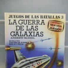 Juegos Antiguos: JUEGO DE ESTRATEGIA. ROL..LA GUERRA DE LAS GALAXIAS....1975..MUY BUEN ESTADO...LEER...FOTOS.. Lote 280386678