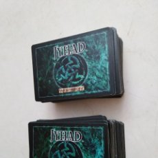 Giochi Antichi: LOTE DE 211 CARTAS JYHAD VAMPIRE ( EXCELENTE ESTADO ). Lote 283306943