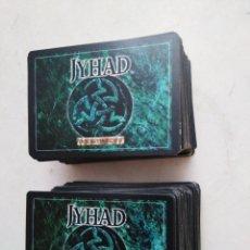 Giochi Antichi: LOTE DE 213 CARTAS JYHAD VAMPIRE ( EXCELENTE ESTADO ). Lote 283313813
