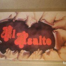 Juegos Antiguos: ``EL ASALTO´´DE LA MARCA AKROS REF. 2005 JUEGO DE ORIGEN EUROPEO DEL SIGLO XVII OFICIALES Y CIPAYOS. Lote 286503743